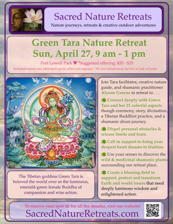 Green Tara flyer-JPEG VERSION