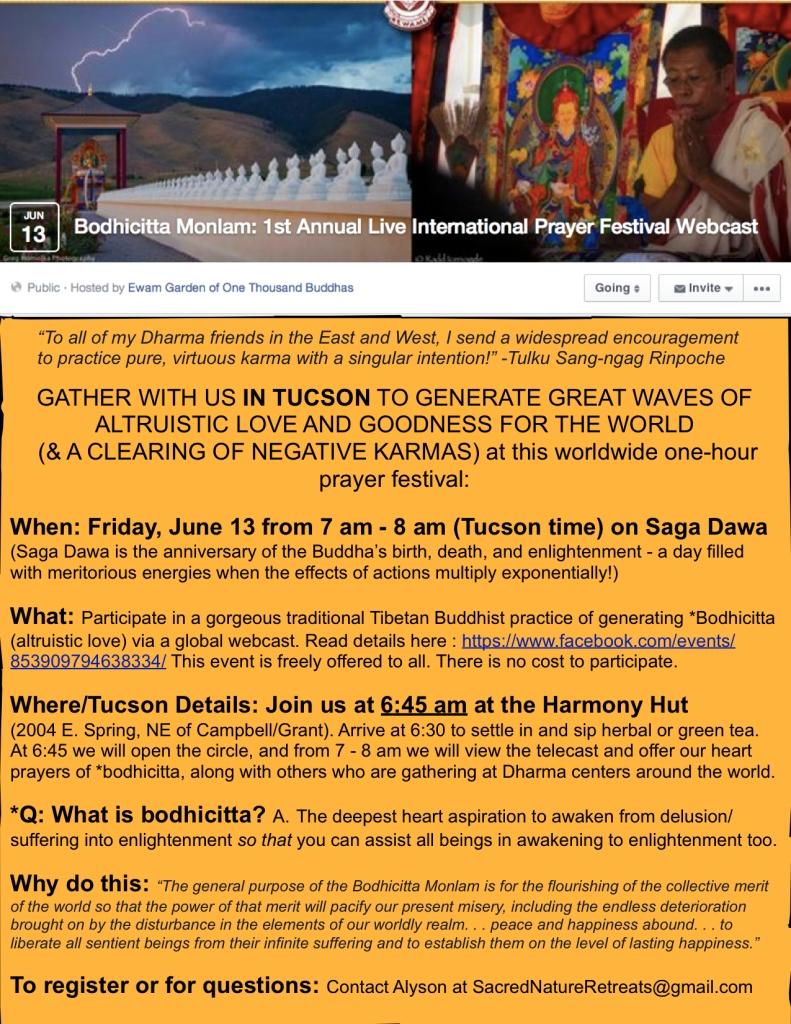 Bodhicitta Monlam June 13 JPG